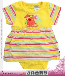 Jacky dress romper yellow Copacabana