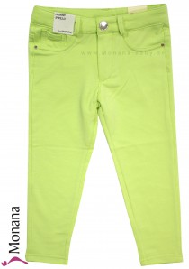 Mayoral Jeggings lime<br>Größe: 98, 110, 122, 134
