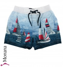 Mayoral swimming trunks Segelboote