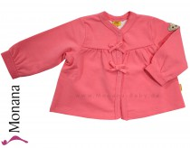 Steiff Collection Babyjacke Vintage Flower<br>Größe: 62, 68