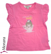 Kanz t-shirt Small & Giggly pink