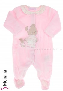 Mayoral Nicki-Baby-Overall Teddy Girl<br>Größe: 44, 56, 62, 68
