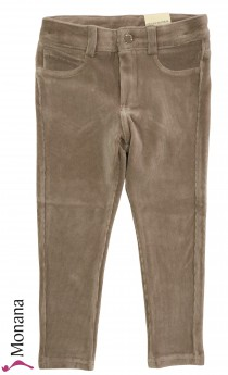 Mayoral Feincord-Jeggings beige
