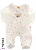 Steiff Collection Baby-Strampler & Baby-Shirt Sweet Heart<br>Größe: 68, 74