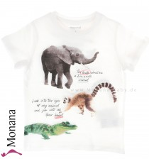 Mayoral t-shirt Tiere
