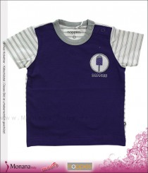 Noppies Baby-T-Shirt Mint purple<br>Größe: 68