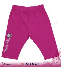 Manai Legging Hello Kitty pink<br>Größe: 80, 86