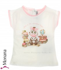 Mayoral T-Shirt Little Zebra<br>Größe: 80, 86, 92