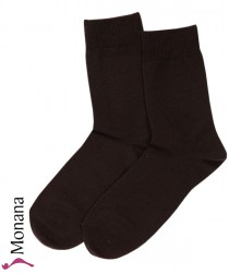 Ewers socks brown