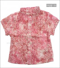 Noppies Bluse Flower Champion<br>Größe: 80