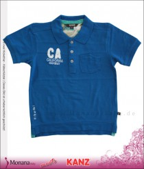 Kanz Polo-Shirt California Drive<br>Größe: 128, 140