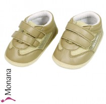 Maximo baby shoes light brown