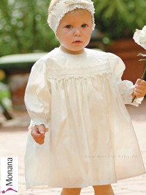 Leipold christening gown Gracia Size: 74/80 <b>Ready for delivery