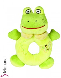Maximo Greifling Frosch with Rassel <b>Ready for delivery