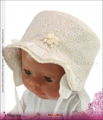 Maximo Baby-H�ubchen beige<br>Gr��e: 37, 39