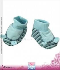 Sucre d´orge baby shoes with ears