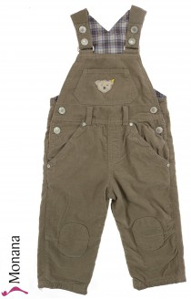 Steiff Collection Kord-Latzhose Forest Scout<br>Größe: 80, 86