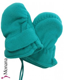 Dolli von Döll Thermo-Fleece-Fausthandschuhe turquoise