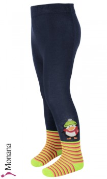 Maximo thermo tights penguin