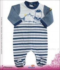 Mayoral baby pyjama Sailor Captain