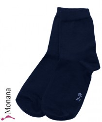 Ewers socks navy blue