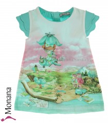 Mayoral summer dress Abenteuerreise