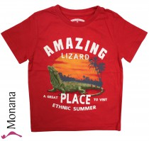 Mayoral T-Shirt Amazing Lizard<br>Größe: 104, 134