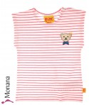 Steiff Collection T-Shirt Paradise Pink<br>Größe: 80, 86, 92, 110