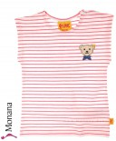 Steiff Collection T-Shirt Paradise Pink<br>Größe: 80, 86, 92, 110, 116