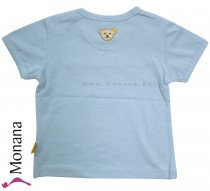 Steiff Collection T-Shirt Vintage Blue<br>Größe: 56, 62