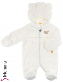 Steiff Collection Baby-Schneeanzug Little Bears cream<br>Größe: 68, 74