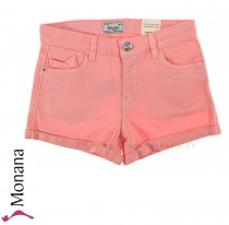 Mayoral Jeans-Shorts flamingo<br>Größe: 140, 152, 158, 164