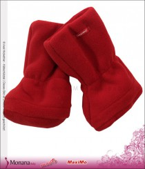 Maximo Fleece-Stiefelchen red