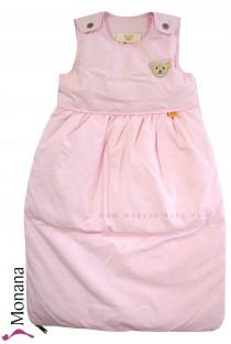 Steiff Collection Daunen-Schlafsack 70cm pink <b>Ready for delivery