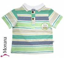 Kanz Polo-Shirt Jungle Child<br>Größe: 74, 80