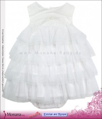 Emile et pink dress white