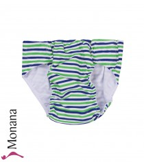 Steiff Collection swim diaper ringlet green-blue <b>UV-Schutz 30</b>