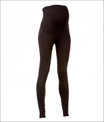 Noppies Umstandsleggings Aberdeen dark brown