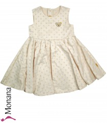 Steiff Collection Kleid ecru Marina Kids<br>Größe: 92, 98, 104, 110, 116