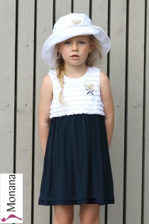 Steiff Collection Kleid Navy Kids<br>Größe: 92, 98, 104, 116
