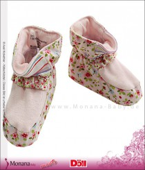 Döll baby shoes pink