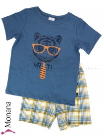 Schiesser short sleeping suit Mr. T