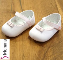 Mayoral baby shoes pink