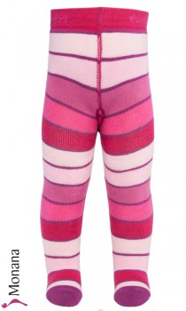 Ewers thermo tights ringlet pink-lila-pink