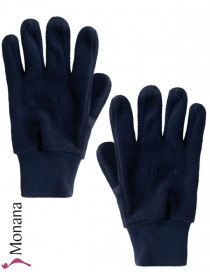 Maximo Fleece-Fingerhandschuhe darkblue