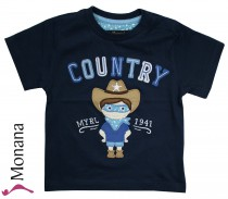 Mayoral T-Shirt Country-Boy<br>Größe: 80, 86