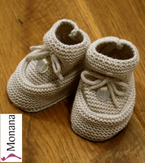 Mayoral baby shoes beige