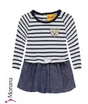 Steiff Collection Kleid Sporty Girl<br>Größe: 80, 86, 92, 98, 104, 110, 116