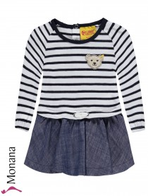 Steiff Collection Kleid Sporty Girl<br>Größe: 80, 98, 104, 110, 116