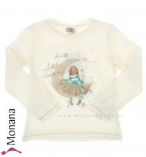 Mayoral Shirt Little Ballerina<br>Größe: 104